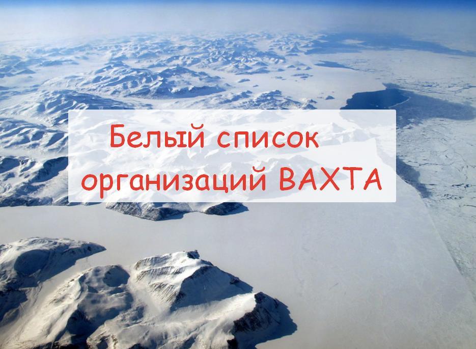 черный и белый список Арктика 2020 белый список офсайт