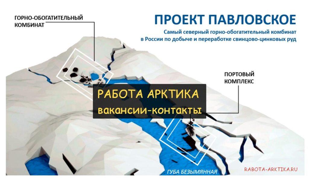Проект Павловское вакансии контакты до 2053